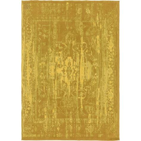 Gold Bathroom Rugs Artistic Weavers Woven Gold Area Rug Reviews Wayfair