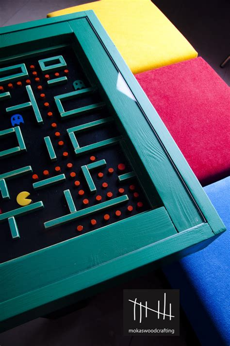 Pacman Table by Pac Table Is Retro Chic That Would Look In Your