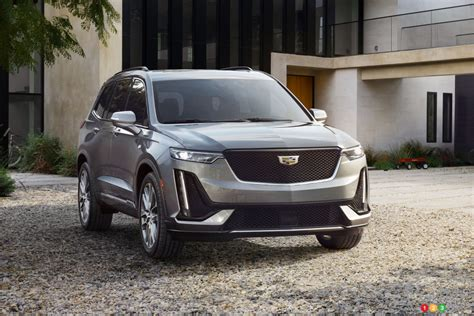 2020 cadillac xt6 price 2020 cadillac xt6 pricing announced for canada car news