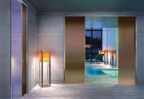 porte particolari per interni great le porte in vetro per interni with porte particolari