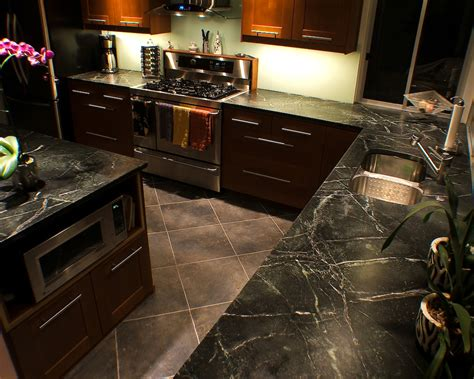 Soapstone Kitchen by Soapstone Maintenance Is Fast Easy Soapstone Is Cost