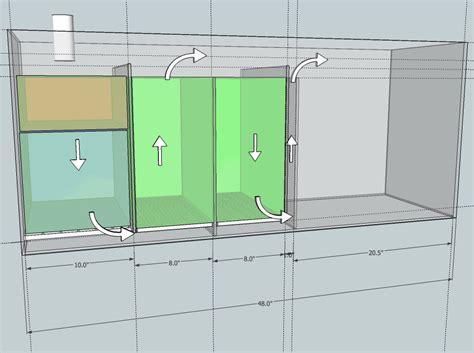 aquarium pump design aquarium sump filter design 1000 aquarium ideas