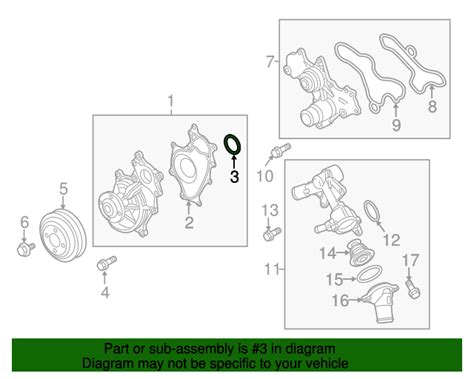 Seal Water 150 water seal for 2013 ford f 150 br3z8527a quirk auto