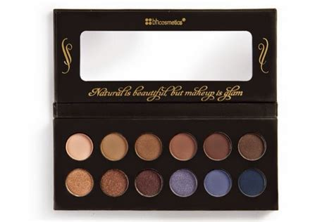 Review Eyeshadow Inez 05 s bh cosmetics it s judy time palette review