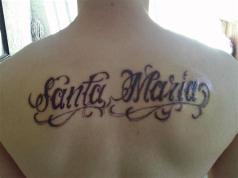santa maria tattoo santa archive worldwide supply