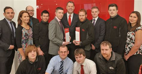 Kia Garage West End High Accolade For West End Garage At Kia Dealer Excellence