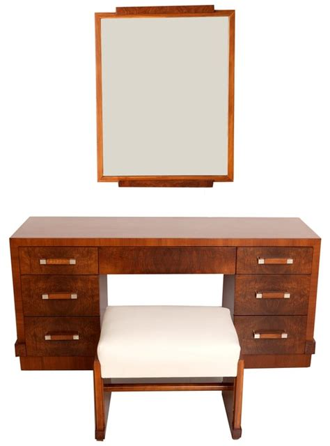 donald deskey for amodec american art deco bedroom set at donald deskey for amodec american art deco vanity modernism