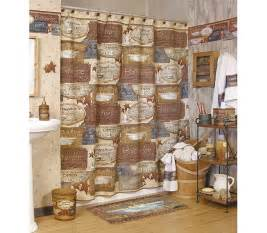 Learn how country shower curtains can transform your