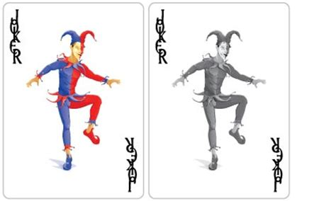 Joker Card Template by Sure Slip Cards Ivory Graphics Personalised Cards
