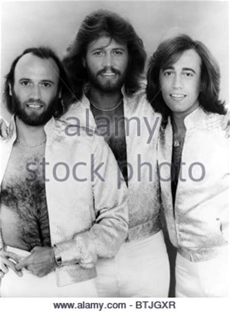 Bee Gees Vs Nelly Justin Timbaland by Bee Gees L To R Barry Gibb Robin Gibb Vince Melouney