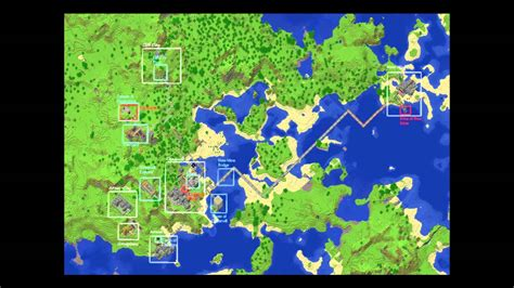 mc maps my minecraft world map