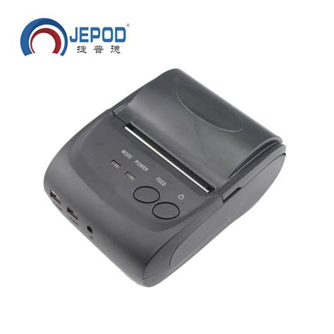 Printer Bluetooth Android jp 5802lya mini 58mm android bluetooth thermal printer