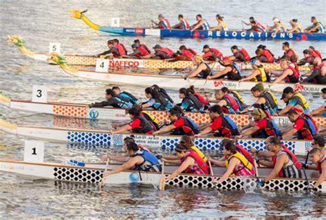 dragon boat racing dubai 2018 16 things to do in dubai this weekend what s on dubai