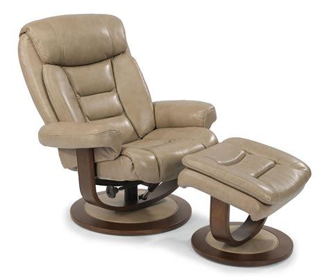 Modern Chair And Ottoman Set by Flexsteel Latitudes Modern Zero Gravity Reclining