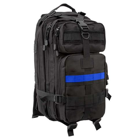 thin blue line tactical transport backpack