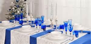 mesa de navidad elegante