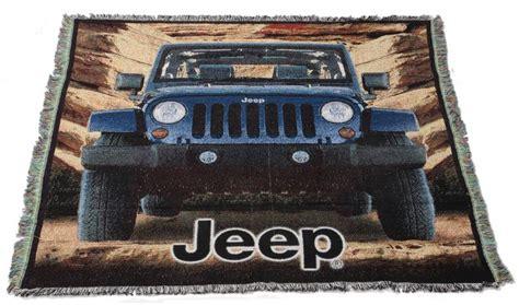 Jeep Blanket A 3381tu4 Jeep 174 Mountain Throw Blanket Quadratec
