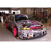 COVERAGE THE CARS OF FORMULA D JAPAN By Fatlace