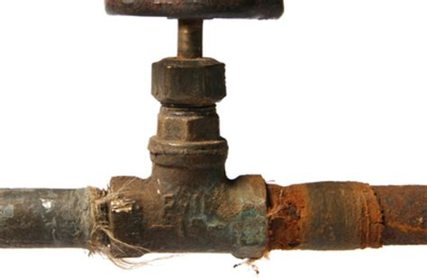 avoid health hazards from decaying municipal water pipes