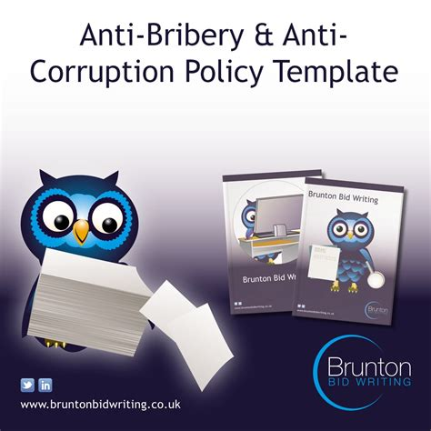 Anti Bribery Anti Corruption Policy For Recruitment Agencies Anti Bribery And Corruption Policy Template