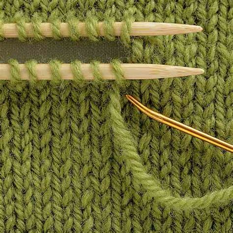 knitting correcting mistakes how to fix common knitting mistakes diy earth news