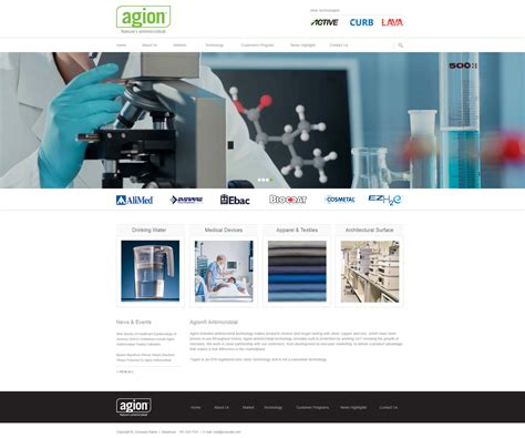 Web Design For Harley Lever By Aarsita Design 5098469 Biotech Website Templates