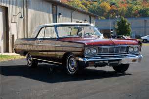 Ford Fairlane 500 1965 Ford Fairlane 500 Sport Coupe 116365