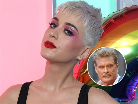 Potential American Idol by Here S What Katy Perry Thinks About David Hasselhoff As