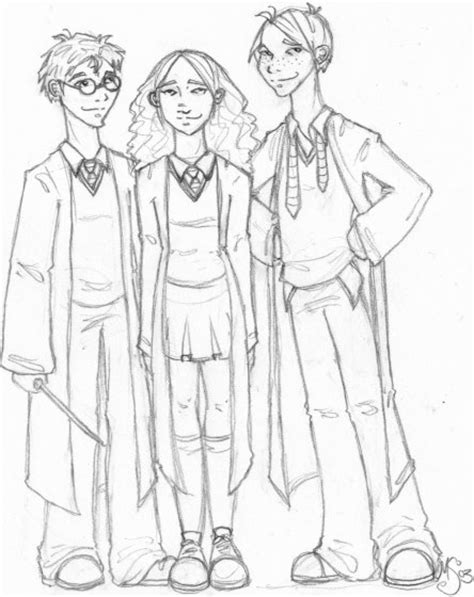 harry potter coloring pages ron free coloring pages of hermione granger