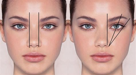 rounded shape face and chubby cheeks pics for gt round face eyebrows