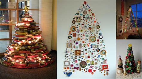 7 225 rboles de navidad creativos y poco convencionales