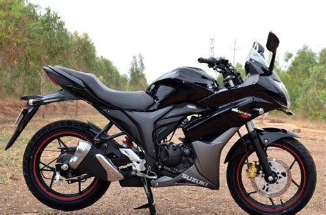 Suzuki Bikes In India Made In India Suzuki Gixxer To Be Exported To Japan