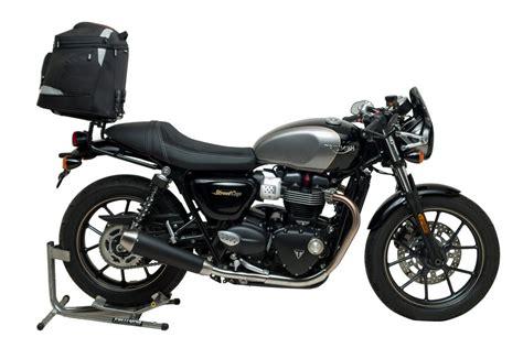 Ventura Rack Fitting by New Ventura Evo Rack Bike Luggage System Rescogs