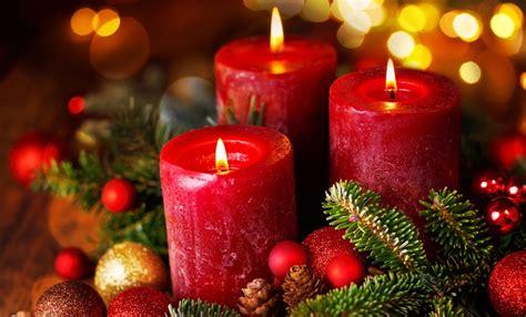 candele per natale candele fai da te 10 idee per un regalo natalizio leitv
