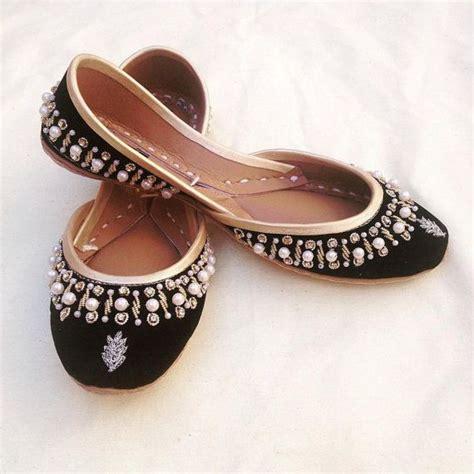 Dasi Pearl Flat Shoes 94 best punjabi jutti images on footwear