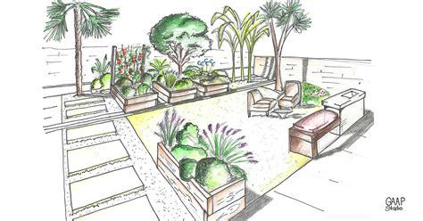 Disegnare Un Giardino progettare un giardino 6 regole d oro per giardini da sogno