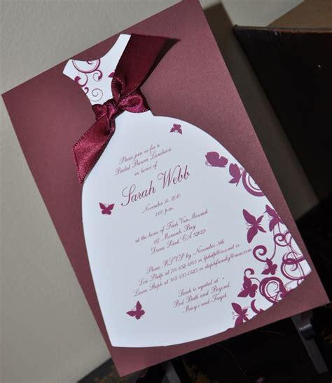 Handmade Bridal Shower Invitations - unique diy bridal shower invitations www imgkid