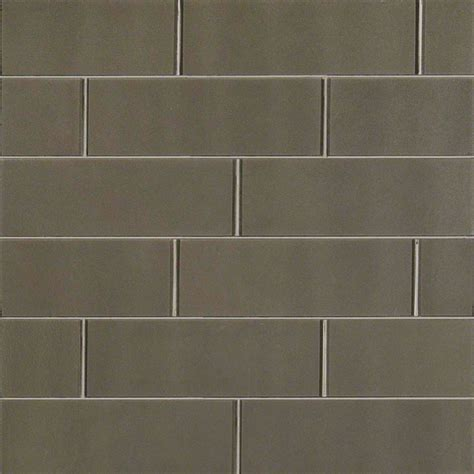 buy metallic gray 4x12 subway tile subway tile wallandtile com