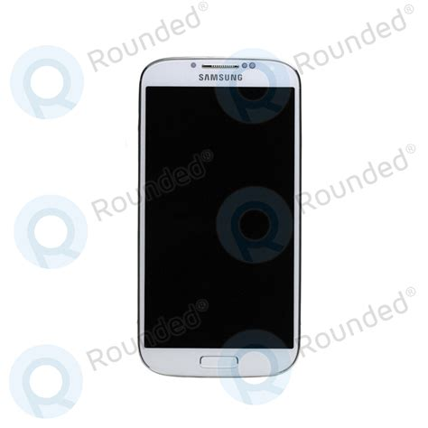 Samsung I9500 S4 samsung galaxy s4 i9500 display unit complete white