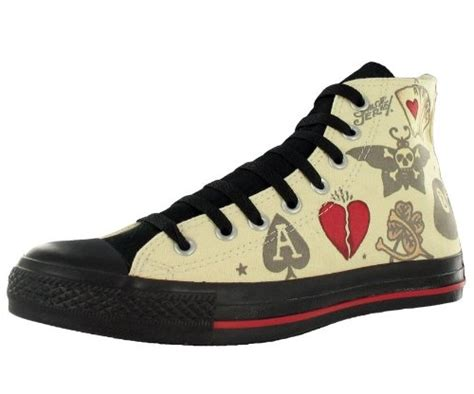 Converse Sailor Jerry Size 42 5 17 best images about all chucks on white