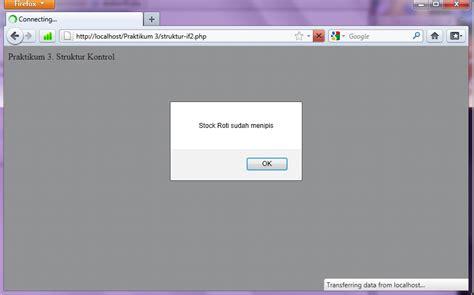 membuat redirect link php mutiara membuat message box di php