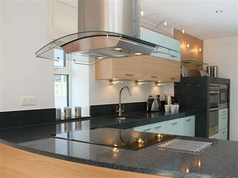 island kitchen hood center island hood from above and beyond marble granite