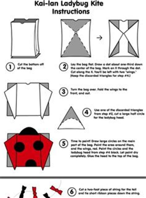 How To Make A Paper Bag Kite - how to make a paper kite them bags and for