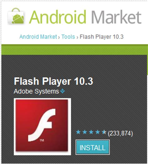 adobe flash player for android phones free adobe flash player 10 3 for android gadgetian