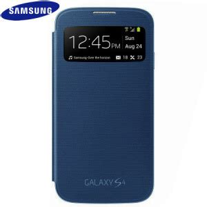 S View Cover Samsung Galaxy S4 Original 100 Orange mobiles tablets mobile tablet accessories