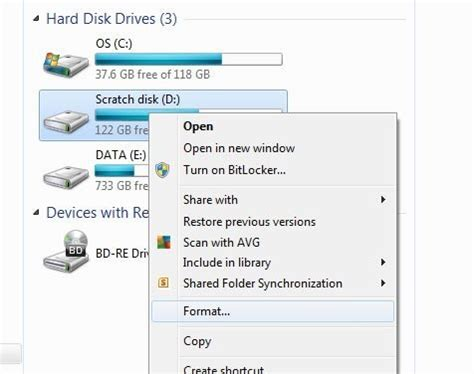 how to format flash disk raw to fat32 how to convert a usb flash drive from raw file format to