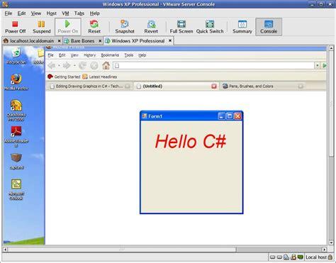 Drawing C Sharp by File C Sharp Drawing Text Jpg Techotopia
