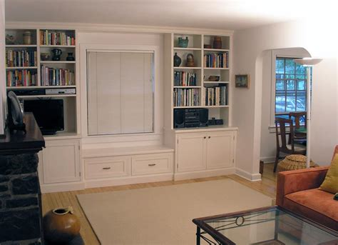 prefab cabinets for built ins living room built in wall units coma frique studio
