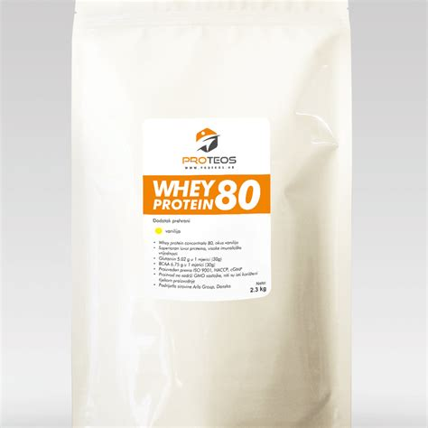 Whey Protein Concentrate 80 proteos whey protein concentrate 80