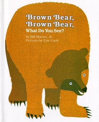 brown bear brown bear what do you see indiebound